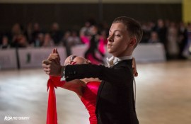 Latvijas čempionāts standartdejās 2016