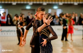 Latvijas čempionāts latīņamerikas dejās 2016