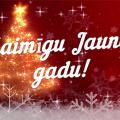 Laimīgu jauno gadu